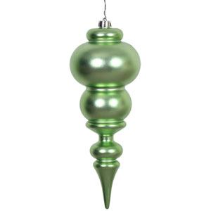Celadon Matte Finial Ornament