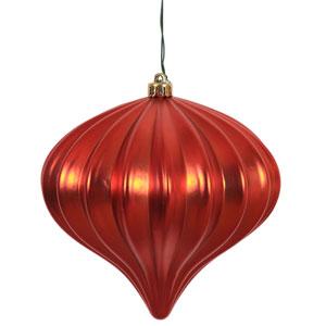 Red Shiny Onion UV Drill, Set of Three