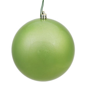 Celadon Candy Ball Ornament, Set of Twelve