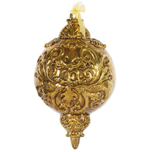 Antique Gold Ornament 12-inch