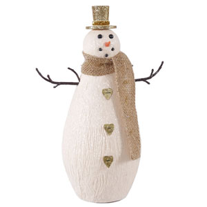 Vintage Mr-Mrs Snowman Set