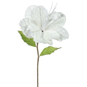 Cream Amaryllis Flower, Set of Six