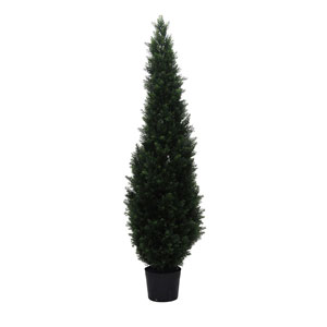 6 Ft. Potted Cedar Tree (UV)