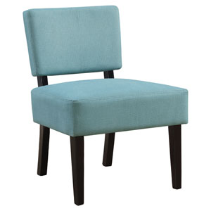 Teal 32-Inch Accent Chair