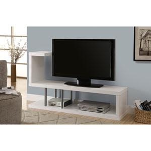 TV Stand - 60L / White