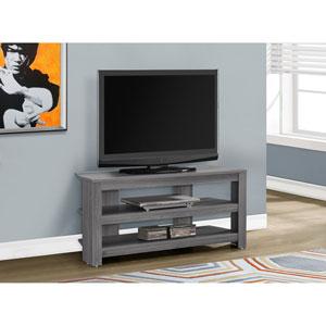TV Stand - Grey Corner