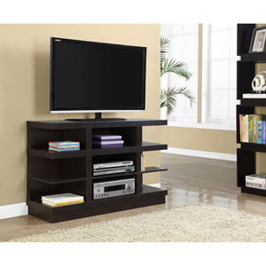 Cappuccino 48-Inch TV Stand