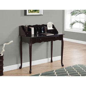 Dark Cherry 36-Inch Desk