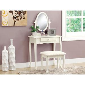 Vanity Set - 2 Piece Set / Antique White