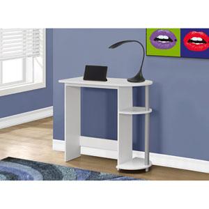 Computer Desk - 32L / Juvenile / White