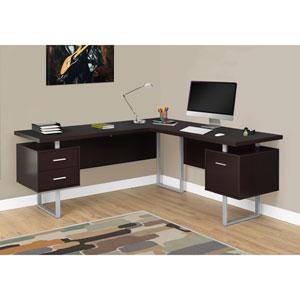 Cappucino Left or Right Facing Computer Desk