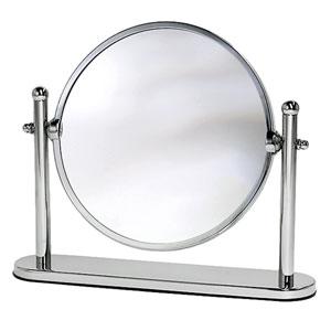 Premier Chrome Table Mirror