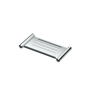 Elegant Chrome 10-Inch Shower Shelf