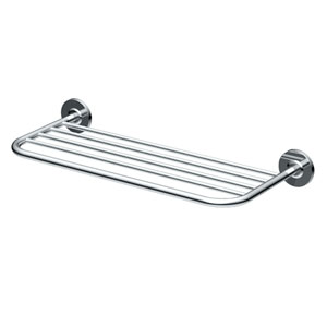 Chrome Spa Rack - 20 Inches