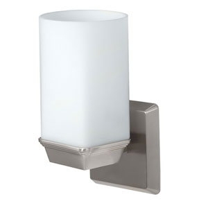 Philadelphia Satin Nickel Single Sconce Light