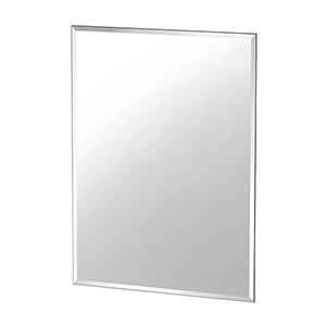 Flush Mount Rectangle Frameless Large Mirror