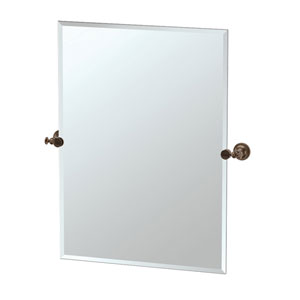 Tavern Bronze Rectangular Mirror