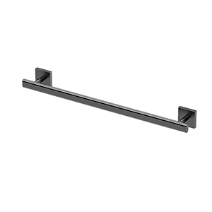 Elevate 18-Inch Towel Bar Matte Black