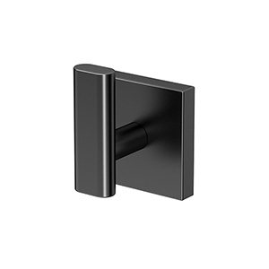 Elevate Robe Hook Matte Black