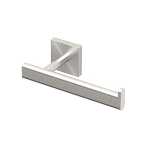Elevate Satin Nickel Tissue Paper Holder