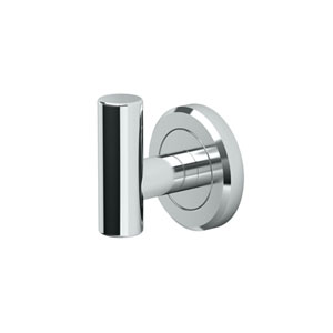Latitude II Chrome Robe Hook