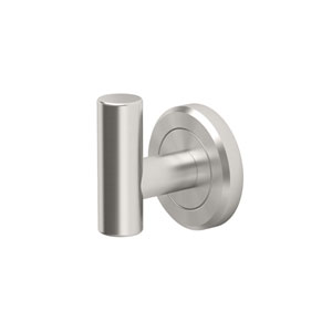 Latitude II Satin Nickel Robe Hook