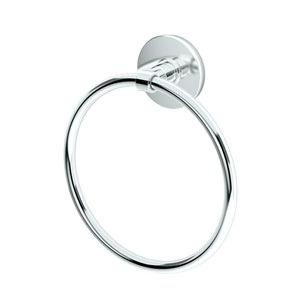Noble Towel Ring Chrome