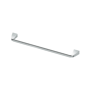 Quantra 24-Inch Towel Bar Chrome
