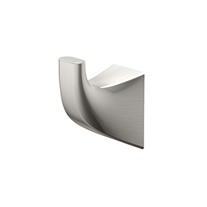 Quantra Robe Hook Satin Nickel