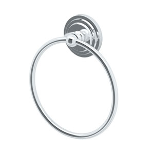 Marina Chrome Towel Ring