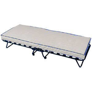 Blue Twin Cot Bed