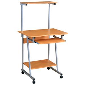 Beech Computer Cart