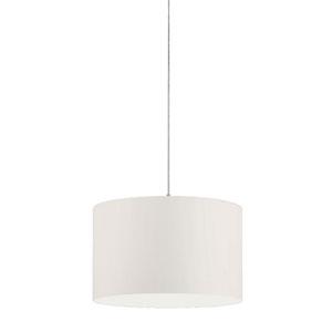 Grannus White 16-Inch One-Light Pendant