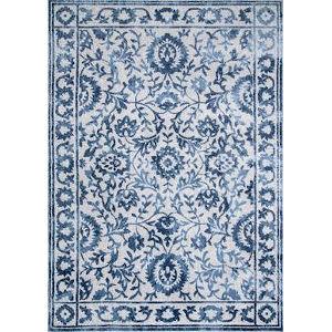 Cadence Blue Rectangular: 5 Ft. x 8 Ft. Rug