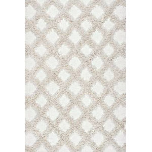 Trellisgy Ivory Rectangular: 6 Ft. 7 In. x 9 Ft. Rug