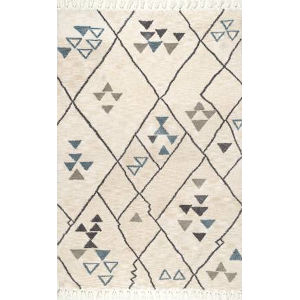Terri Natural Rectangular: 7 Ft. 6 In. x 9 Ft. 6 In. Rug