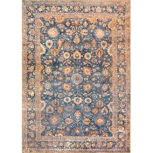 Kassandra Blue Rectangular: 8 Ft. 2 In. x 10 Ft. Rug