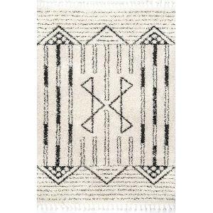 Janna Off White Rectangular: 7 Ft. 10 In. x 10 Ft. Rug