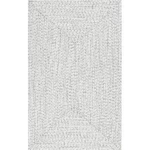 Lefebvre Ivory Rectangular: 8 Ft. 6 In. x 11 Ft. 6 In. Rug