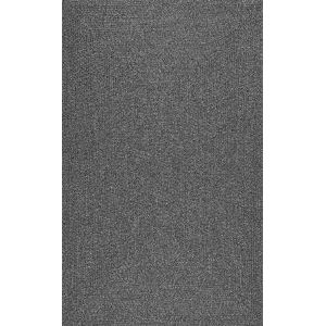 Lefebvre Charcoal Rectangular: 7 Ft. 6 In. x 9 Ft. 6 In. Rug