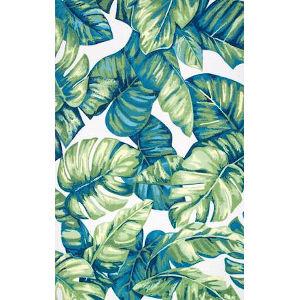 Floral Lisa Multicolor Runner: 2 Ft. 6 In. x 8 Ft.