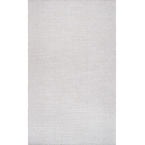 Lorretta Taupe Runner: 2 Ft. 6 In. x 8 Ft.