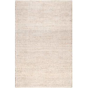 Elfriede Natural Rectangular: 6 Ft. x 9 Ft. Rug