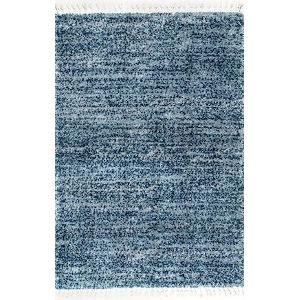Brooke Blue Rectangular: 6 Ft. 7 In. x 9 Ft. Rug