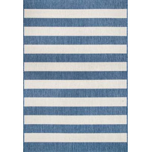 Alexis Blue Rectangular: 6 Ft. 3 In. x 9 Ft. 2 In. Rug