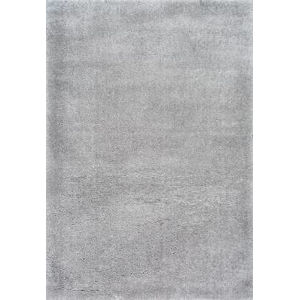 Gynel Cloudy Silver Square: 7 Ft. 10 In. Rug
