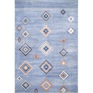Sherry Blue Rectangular: 5 Ft. x 7 Ft. 5 In. Rug
