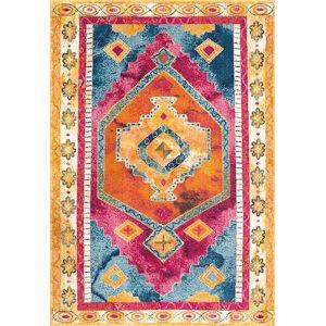 Vintage Nola Multicolor Rectangular: 8 Ft. x 10 Ft. Rug