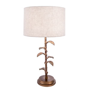 Revere Brass Table Lamp