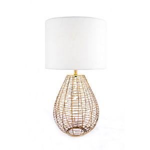 Revere Brass Table Lamp